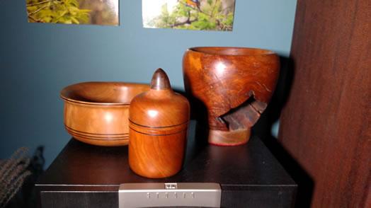 Mark Kantner Wood Art Designs